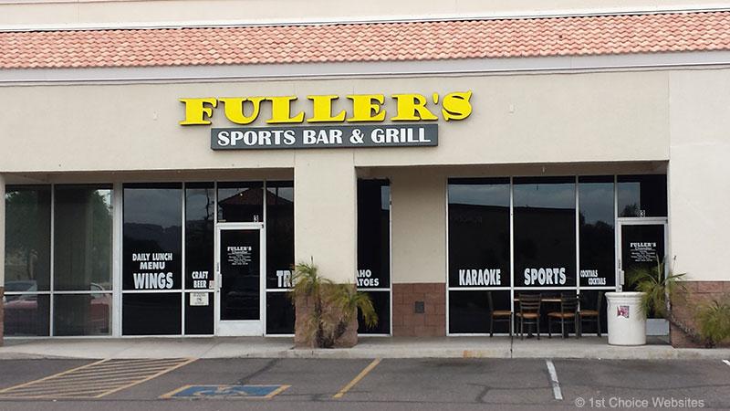 Chandler Karaoke Bars Fullers