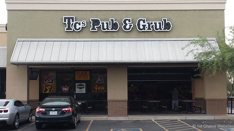 Queen Creek Karaoke – TC's Pub & Grub