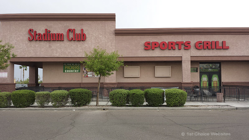 Sunday Karaoke At Stadium Club In Chandler