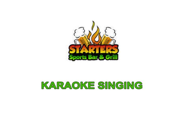 Tempe Karaoke at Starters Sports Bar